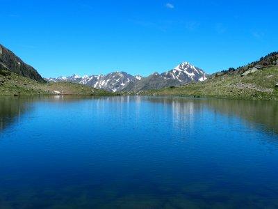 Mezza giornata guidata al lago Estanyó
