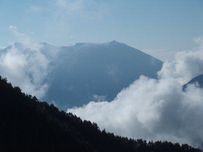 Escursione escursionistica Les Bordes de Sornas