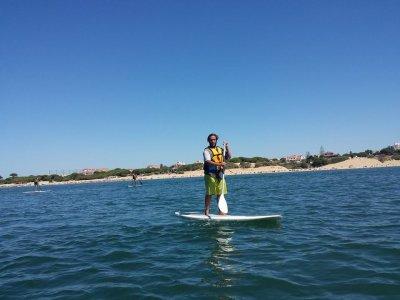 Curso de paddle surf isla de Fuerteventura 3 días