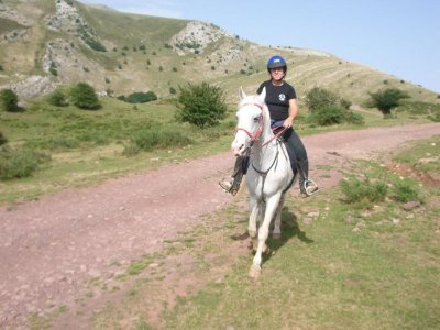 Equitazione in Sierra Aralar 3 giorni