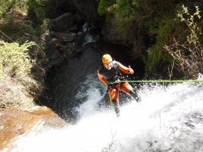 在Palancón和Cabo de Gata多水上冒险
