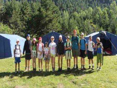 Campamento Añes Cruces