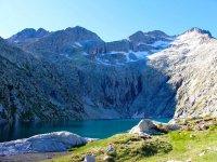lago y monte