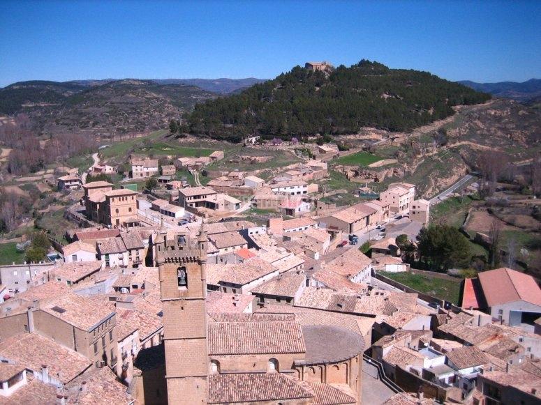 Castillos de espan