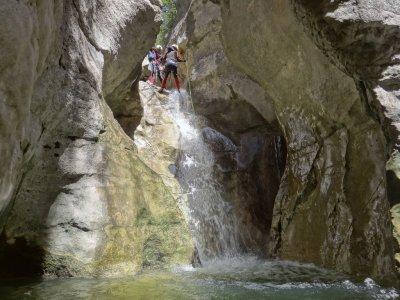 Tajo Bermejo峡谷漂流的体验