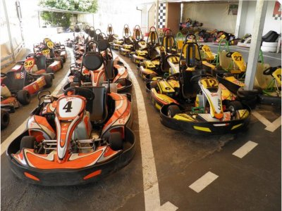 Stag party with karting in Jávea