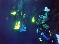 Inmersión en las profundidades