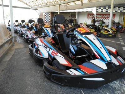 Gara di super kart per bambini Javea