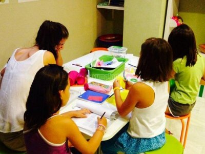 Refuerzo escolar de Infantil y Primaria en Sevilla