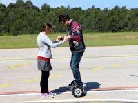 Alquiler Hoverboard en la Costa Brava por una hora