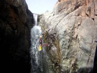 Canyoning for beginners in Utrero and Bolera 3h
