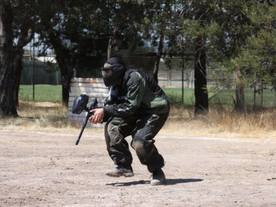 Gioco Paintball in Jaén 100 palline 3 ore