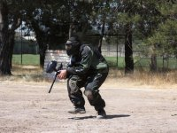 Paintball Game in Jaén with 100 Balls