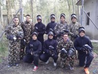Paintball in Jaen with 300 Paintballs