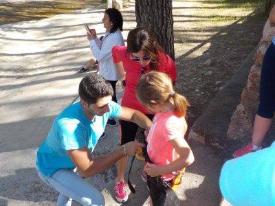 Gymkana en Jaén para niños