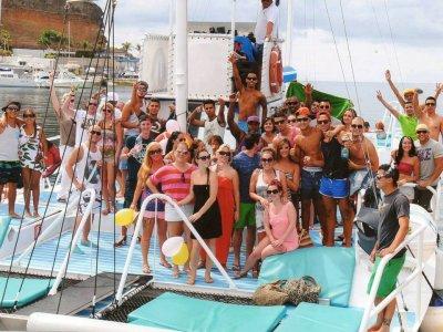 Amnezia Boat Party