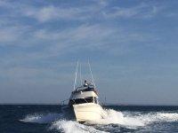 Navegando para pescar