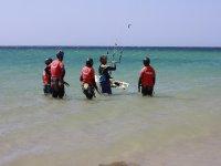 集团风筝冲浪课程
