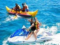 Banana boat e jet ski pack a Ibiza