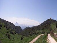 Ruta de senderismo en la sierra de Cádiz