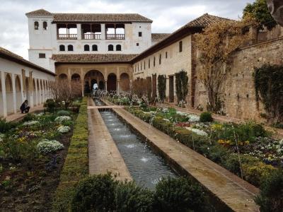 Visitar Granada y la Alhambra 1 día para grupos