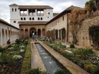 Primavera en alhambra