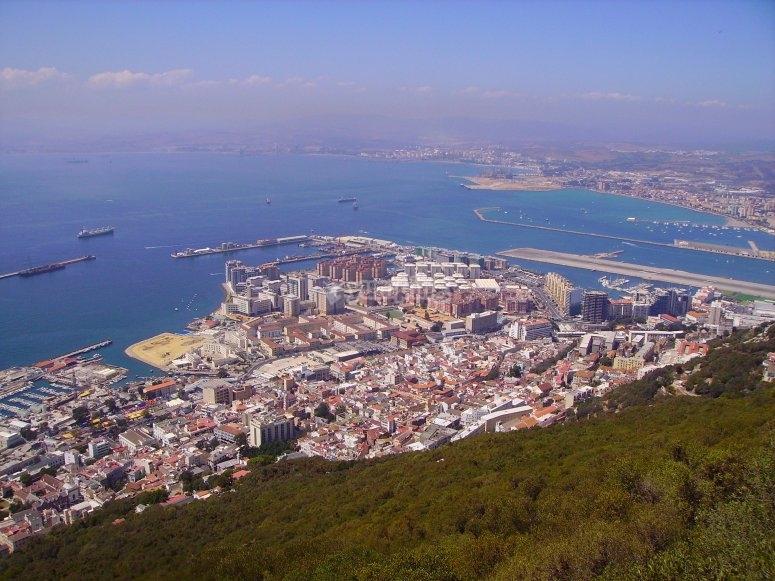 Bahia de gibraltar