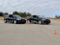 Renault Megane 2 RS y 3 RS