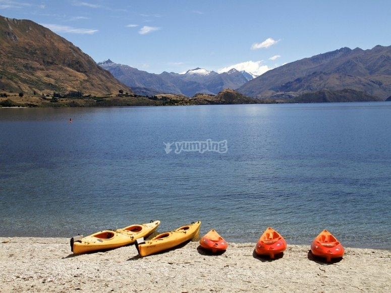 Kayaks costa