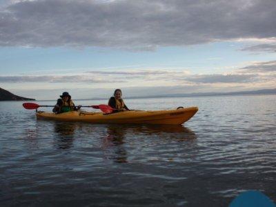 Alquilar un kayak para dos playa de Marbella 1h