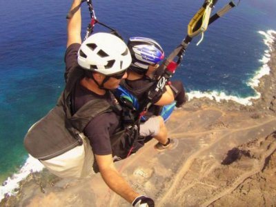 Walkcan Discovering Canaries Parapente