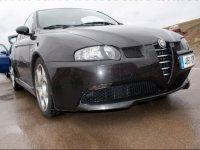 Alfa Romeo negro