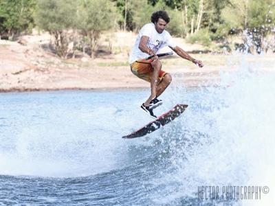 Pantano de Sau的个人滑水课程