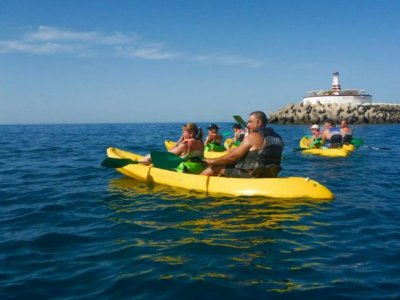 Walkcan Discovering Canaries Kayak