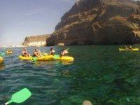 rutas el kayak