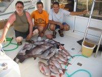 在马略卡岛进行底部钓鱼,4小时