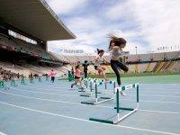 110 meters hurdles