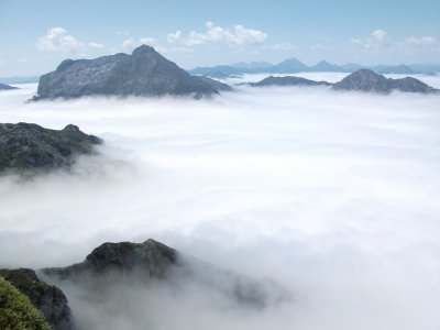 Ruta al Mirador de Ordiales Picos de Europa