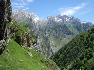 Trekking Lugares míticos de Picos de Europa 4 días