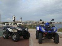 Quad excursions in Menorca