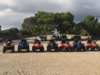 Ruta en quads por Menorca