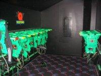 pistolas de laser
