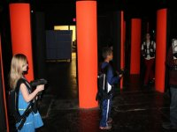 entering the world of laser tag