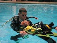 Practicas para el rescue Diver