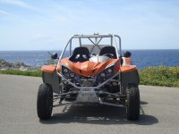 Buggy routes