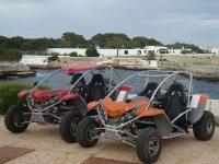 Buggy routes in Menorca