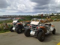 Board our buggies