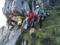 Via ferrata tour on Picos de Europa National Park