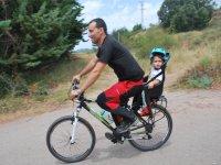 Alquiler de bicicletas BTT adulto en Prades 3h
