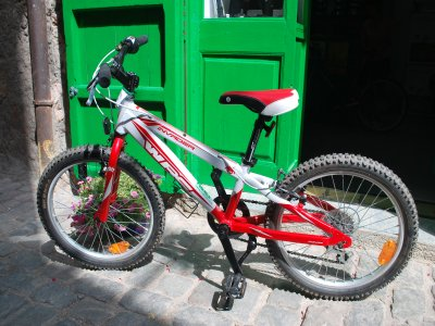 MTB rental for kids in Prades, 5h